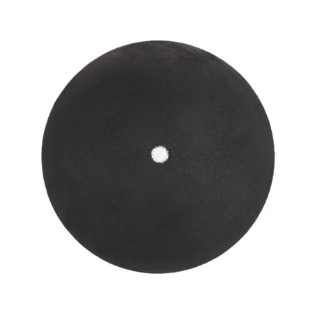 """Skvoša bumba ar baltu punktu """"SB 590"""", 2 gab., balta"""