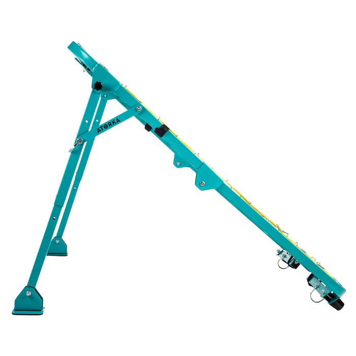 Tsjoekbal doel HTK500 blauw