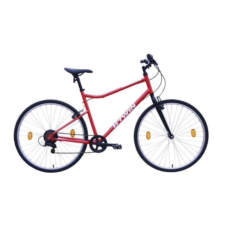 Riverside 100 - Red Hybrid cycle.