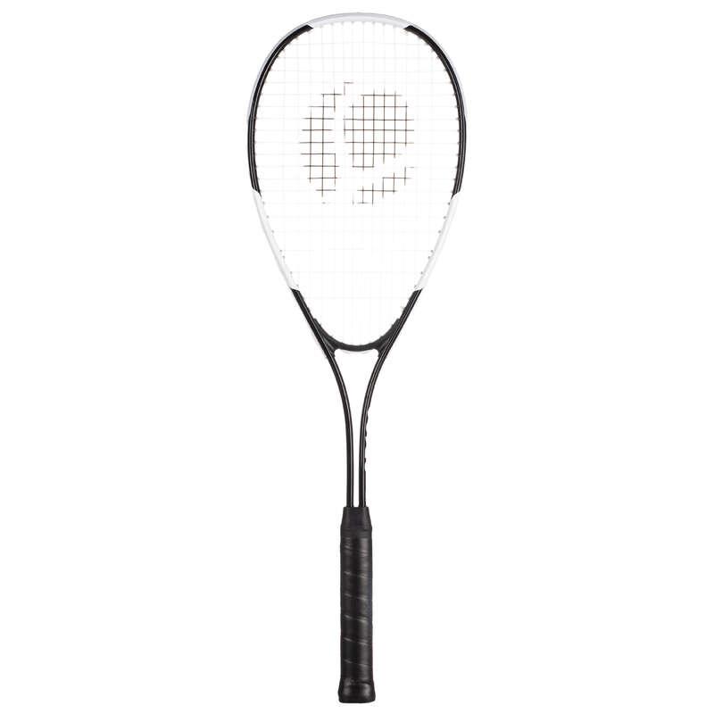 FELNŐTT FALLABDA FELSZERELÉSEK Squash, padel - Squash ütő SR 100 OPFEEL - Squash, padel
