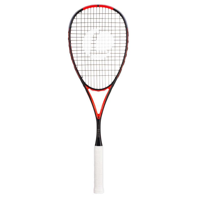 FELNŐTT FALLABDA FELSZERELÉSEK Squash, padel - Squash ütő SR 990 CONTROL OPFEEL - Squash, padel