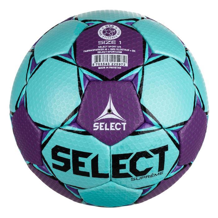 Ballon de handball enfant suprême T1 bleu