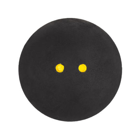 SB 990 Double Yellow Dot Squash Ball Twin-Pack