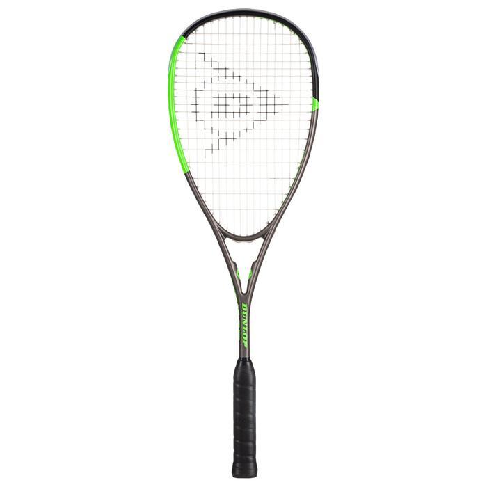 Raqueta Squash Dunlop Blackstorm Graphite 4.0 Adulto Negro/Verde