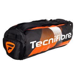 Bolsa Transporte/Raquetero Squash Tecnifibre Rackpack Air Endurance Negro/Naranj