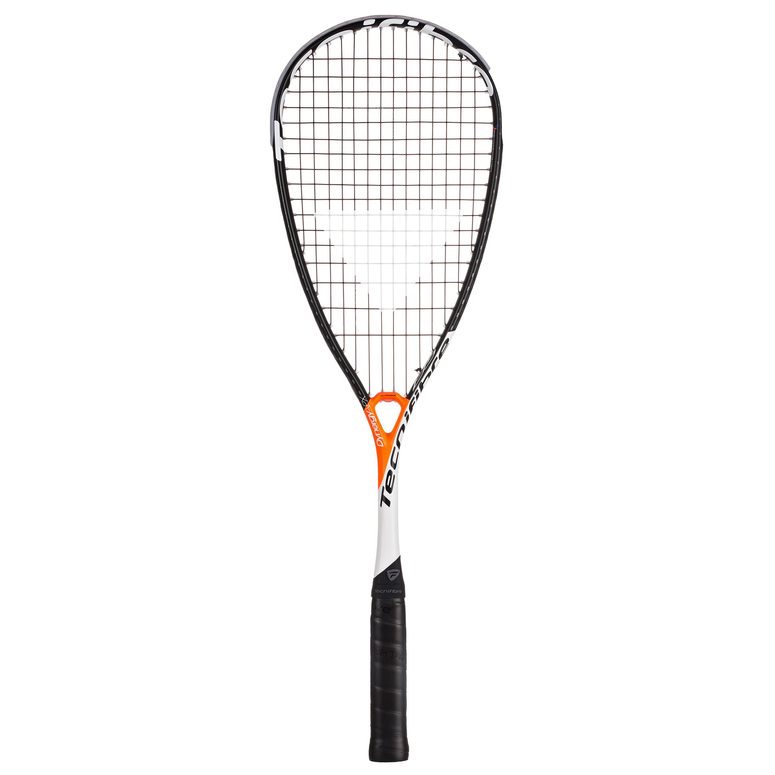 TECNIFIBRE Black Racketball Boules Boîte de 3