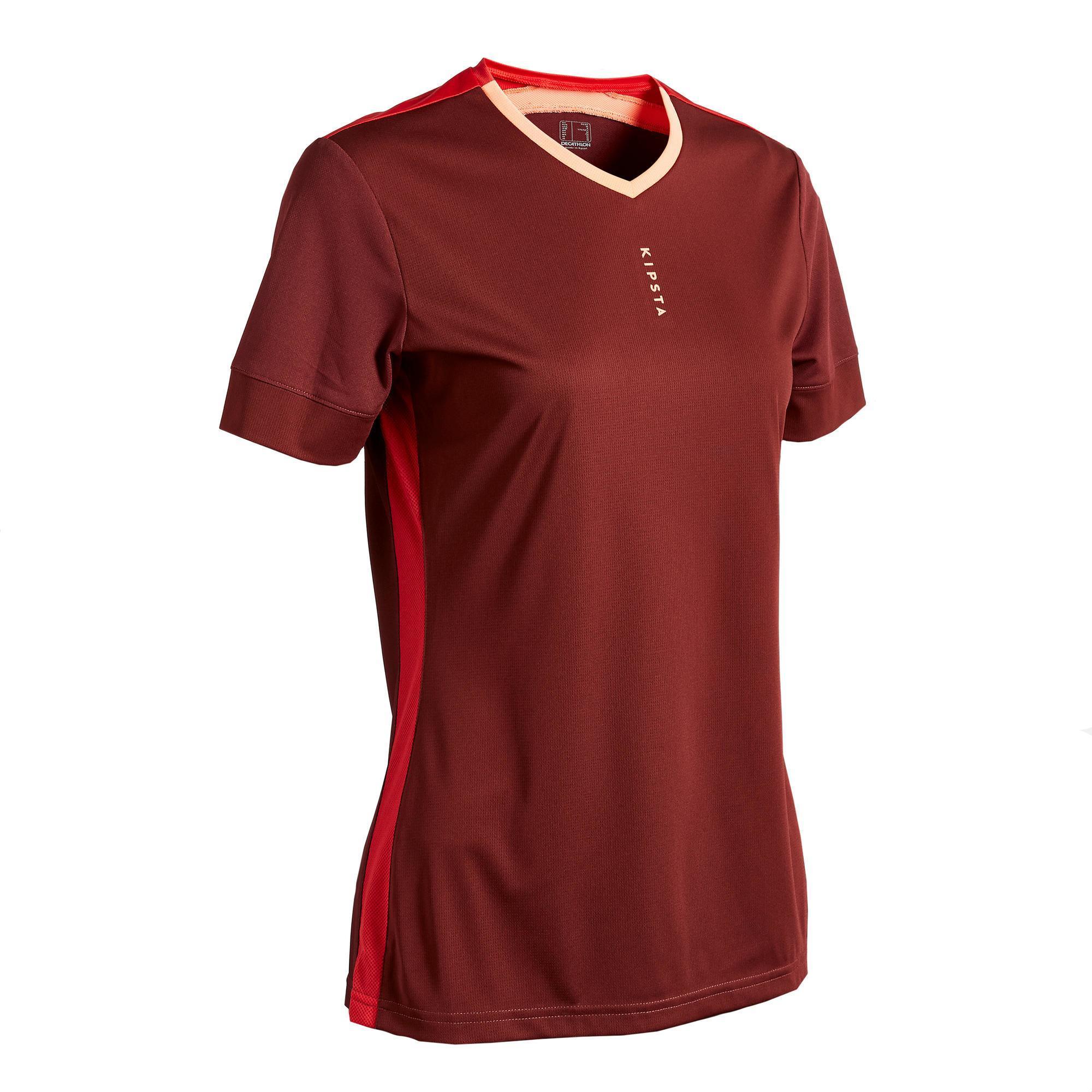 Fußballtrikot F500 Damen   Sportbekleidung > Trikots   Kipsta