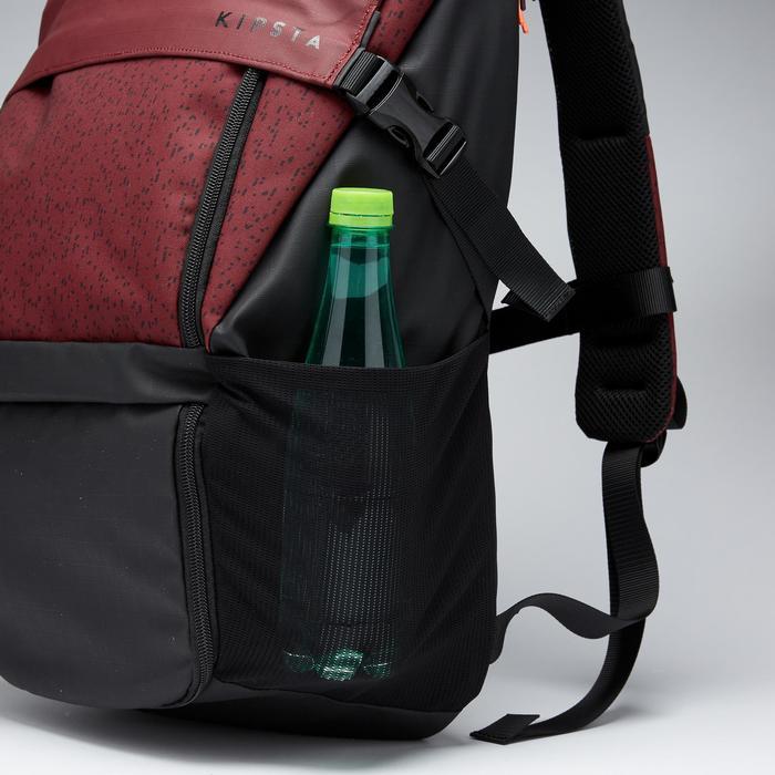 Rucksack Intensive 25 Liter bordeaux/schwarz