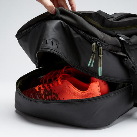 Intensive 55-Litre Sports Bag Black