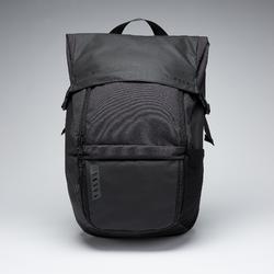 Laptop rugzak Intensif 25 liter zwart/kaki