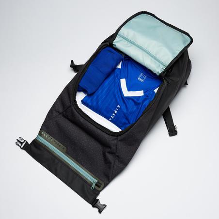Intensive 25-Litre Backpack - Black/Khaki