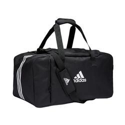 Sporttas Tiro duffeltas medium 50L zwart