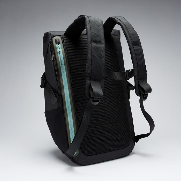 25L Team Sports Backpack Intensive - Black/Khaki