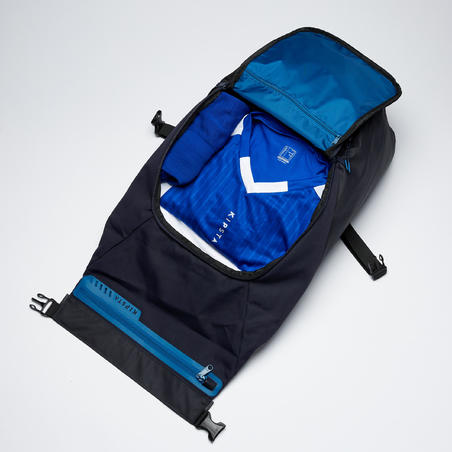 Sac à dos de sports collectifs Intensif 25 litres bleu marine
