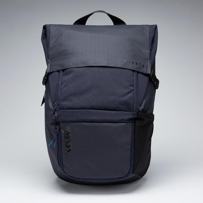 25-Litre Team Sports Backpack Intensive - Navy Blue