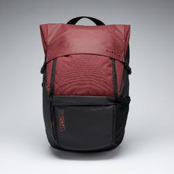 Intensive 25-Litre Backpack - Burgundy/Black