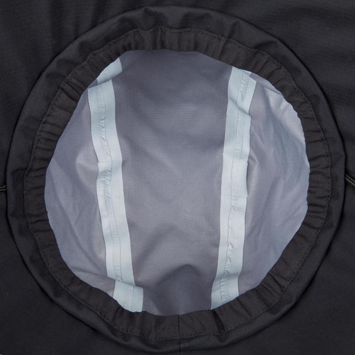 Segelhut Sailing 500 wasserdicht schwarz