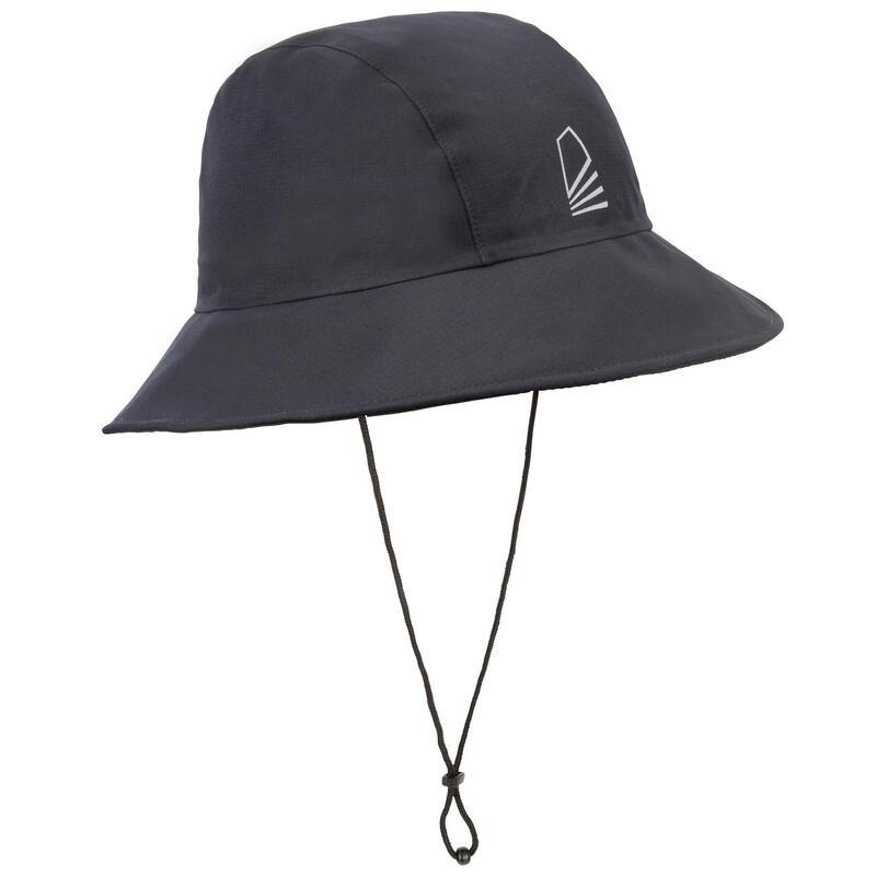 Chapeau imperméable SAILING 500 Noir