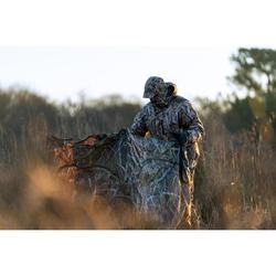 3-in-1-Jacke 900 Camouflage Schilf