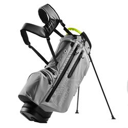 Golf Standbag wasserdicht grau
