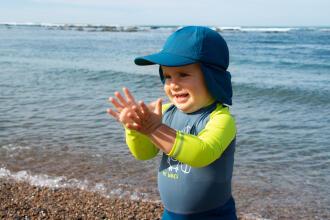 Come scegliere la t-shirt anti-uv del bambino   DECATHLON