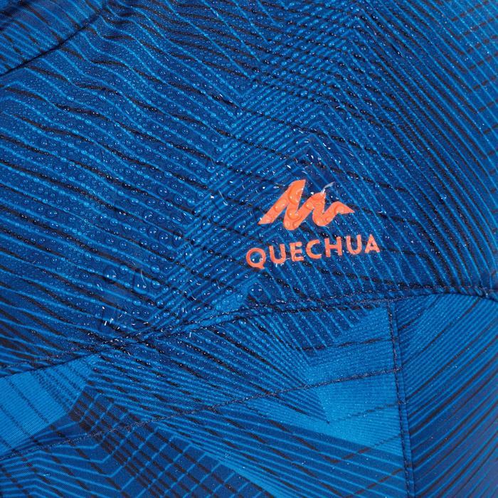 Chaqueta acolchada de senderismo júnior MH500 azul 7- 15 años