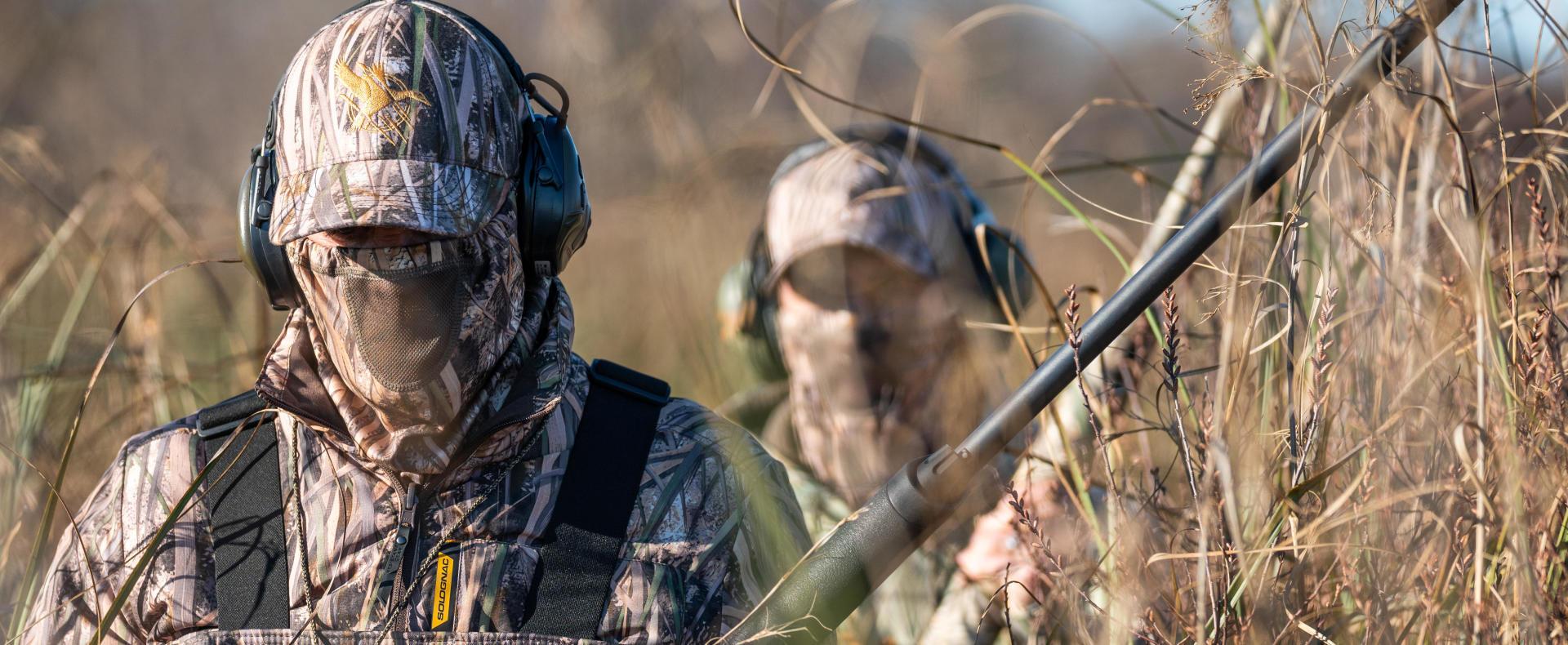 ouverture de la chasse sur le DPM