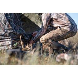Jagdhose 500 leicht Camouflage Schilf