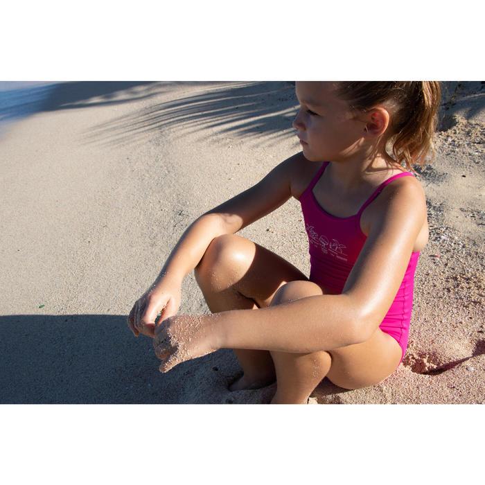 Bañador Surf Olaian Hanalei Niña Rosa