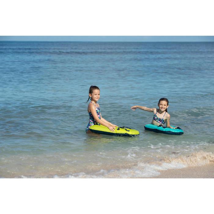 CULOTTE ET HAUT DE MAILLOT DE BAIN SURF FILLETTE BRASSIERE JUNE BONI 100