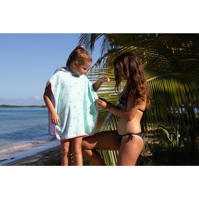 Surf-Poncho Ice Kinder 110–125cm