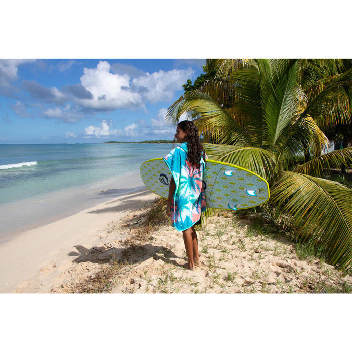 Surf-Poncho Kinder 125–150cm Sweet