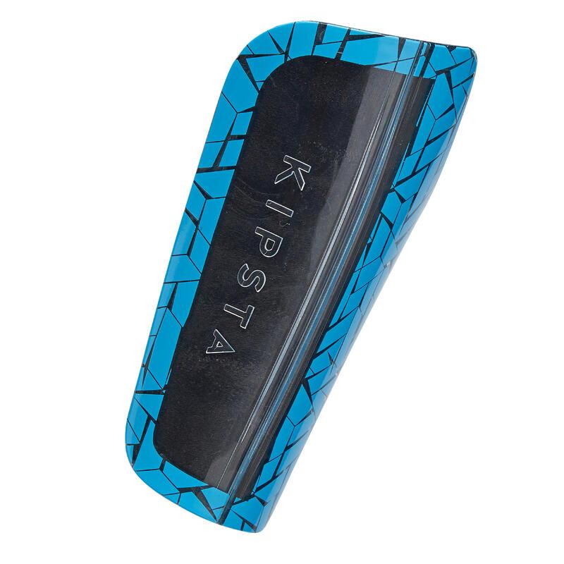 Espinilleras Fútbol TRAXIUM 540 Adulto Azul