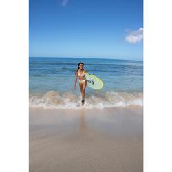 Maillot de bain 2 pièces de surf forme TRIANGLE TALOO LILOU bleu