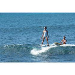 Badeanzug Surfen Himae Fidji Mädchen mit Muster