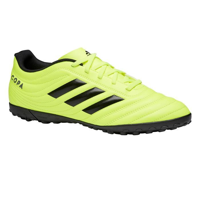 Botas de Fútbol adulto Adidas Copa 19.3 HG turf negro