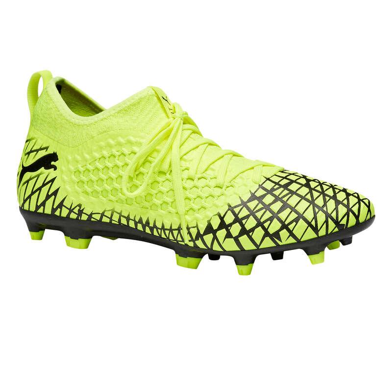 Firm ground Football - Future 4.3 FG - Yellow PUMA - Football Boots