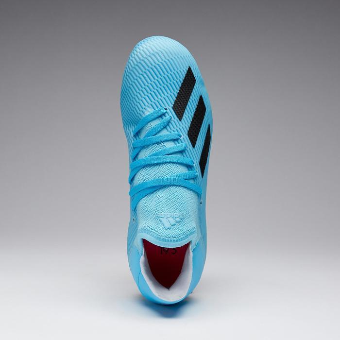 Chaussure de football enfant X 19.3 FG bleue