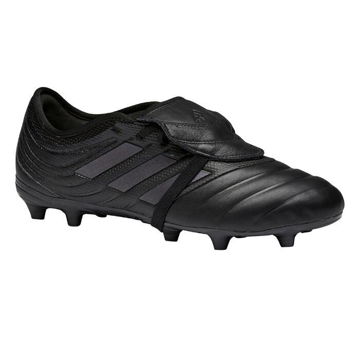 Chaussure de football adulte Copa 19.2 FG noire