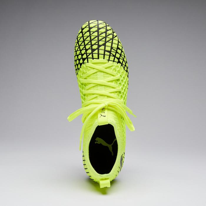 Chaussure de football adulte Puma Future 4.3 FG jaune