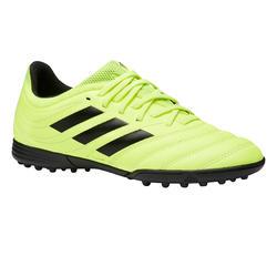 Voetbalschoenen voor kinderen Copa 19.3 HG geel