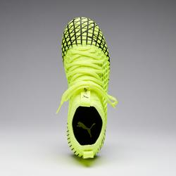 Botas de Fútbol Puma Future 3 FG niños amarillo