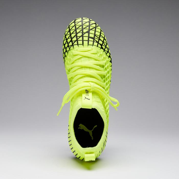 Chaussure de football enfant Puma Futur 3 FG jaune