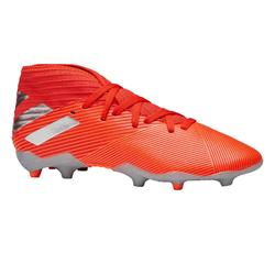 Chaussure de football enfant Nemeziz 3 FG orange