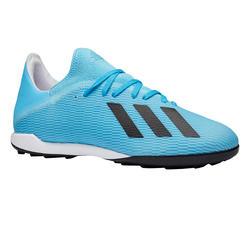 Botas de Fútbol Adidas X 19.3 HG turf adulto azul