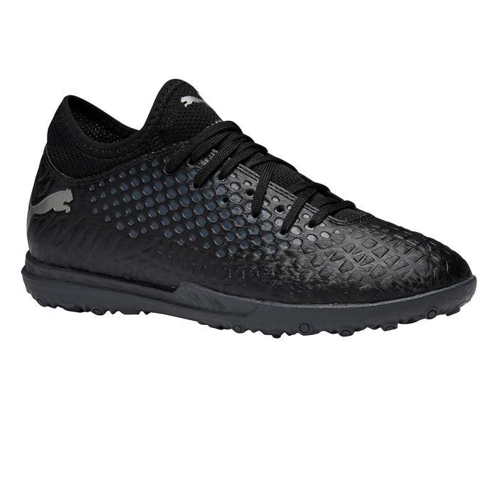 chaussure de football Future 4 HG enfant noire