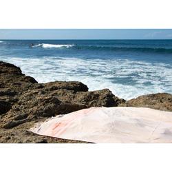 Toalla Playa Surf Fouta Rosa Claro Algodón Grande