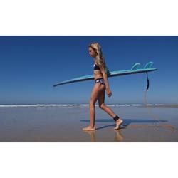 Bikini-Hose Shorty Mas Surfen Mädchen