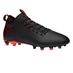 Voetbalschoenen voor volwassenen droog terrein Agility 900 Mid FG zwart