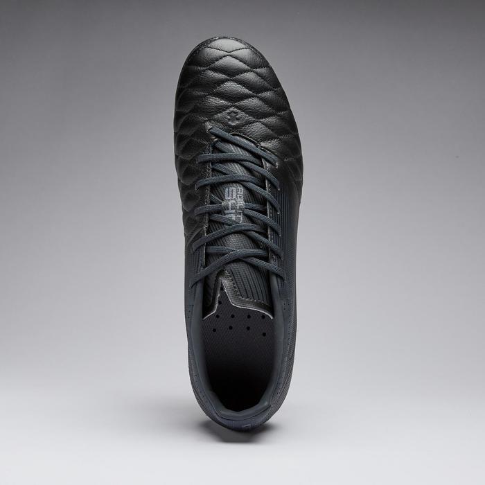 Fussballschuhe Nocken Agility 540 FG Erwachsene schwarz